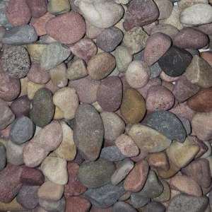 Small   Pebbles   Landscape Rocks   Hardscapes   The Home Depot 1 10 cu  ft  75 lb  1 2 in  Pami Multi