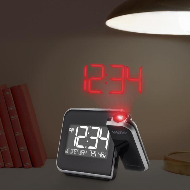 La Crosse Alarm Clock Manual Unique Alarm Clock
