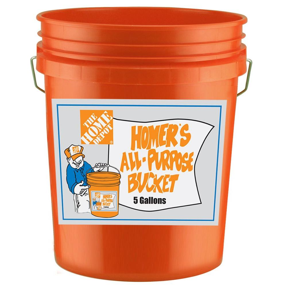 The Home Depot  Gal Homer Bucket