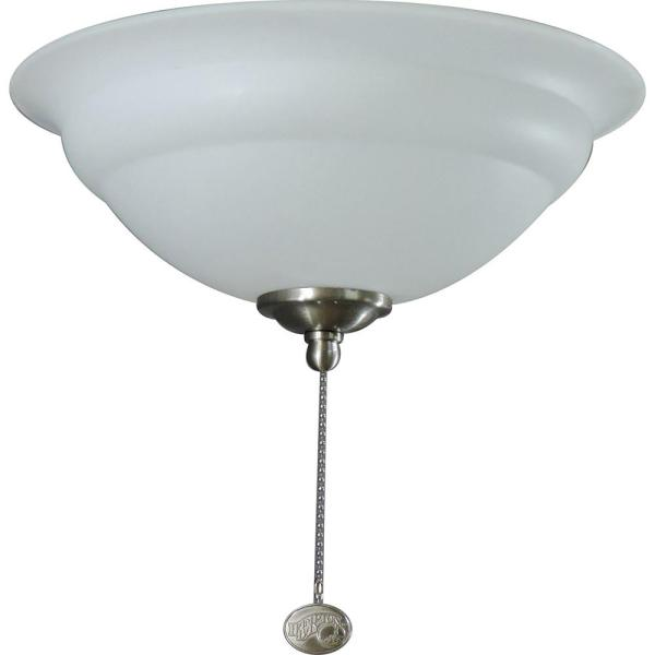 Hampton Bay Altura LED Ceiling Fan Light Kit 91169   The Home Depot Hampton Bay Altura LED Ceiling Fan Light Kit