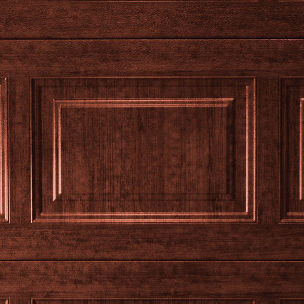 Clopay 5 in. x 2.5 in. Steel Garage Door Color Sample in ... on Garage Door Colors  id=14040