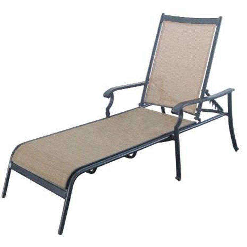 Martha Stewart Living Solana Bay Patio Chaise Lounge-AS ... on Martha Living Patio id=23361