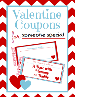 make your own valentine coupon book mommies reviews