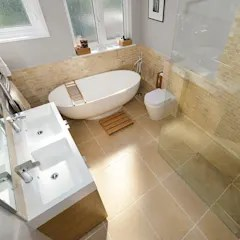 Family Bathroom Sw Modern Bathroom By Grand Design London Ltd