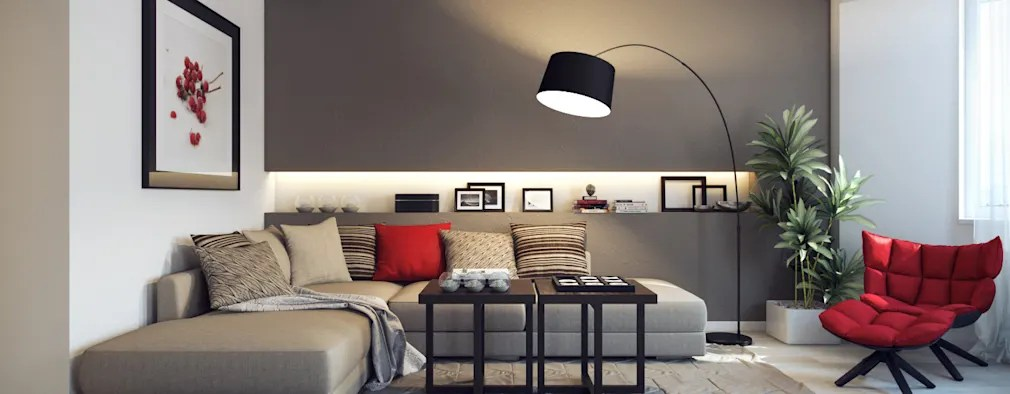 L Shaped Living Room Design Ideas