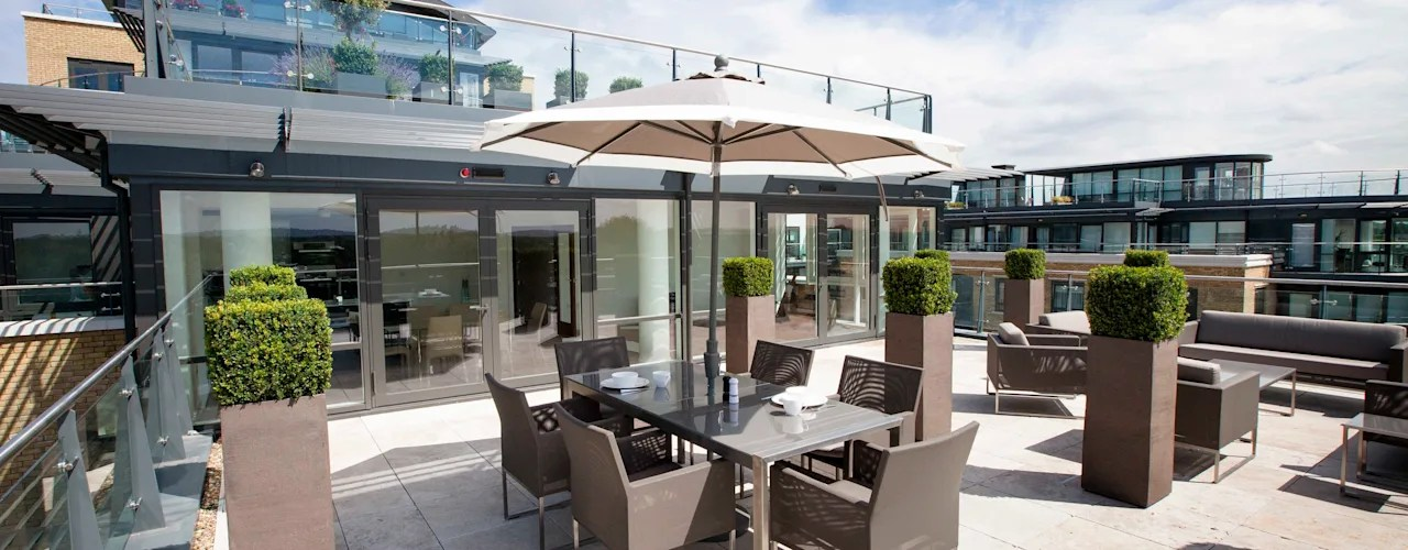 fantastic ideas for your roof terrace