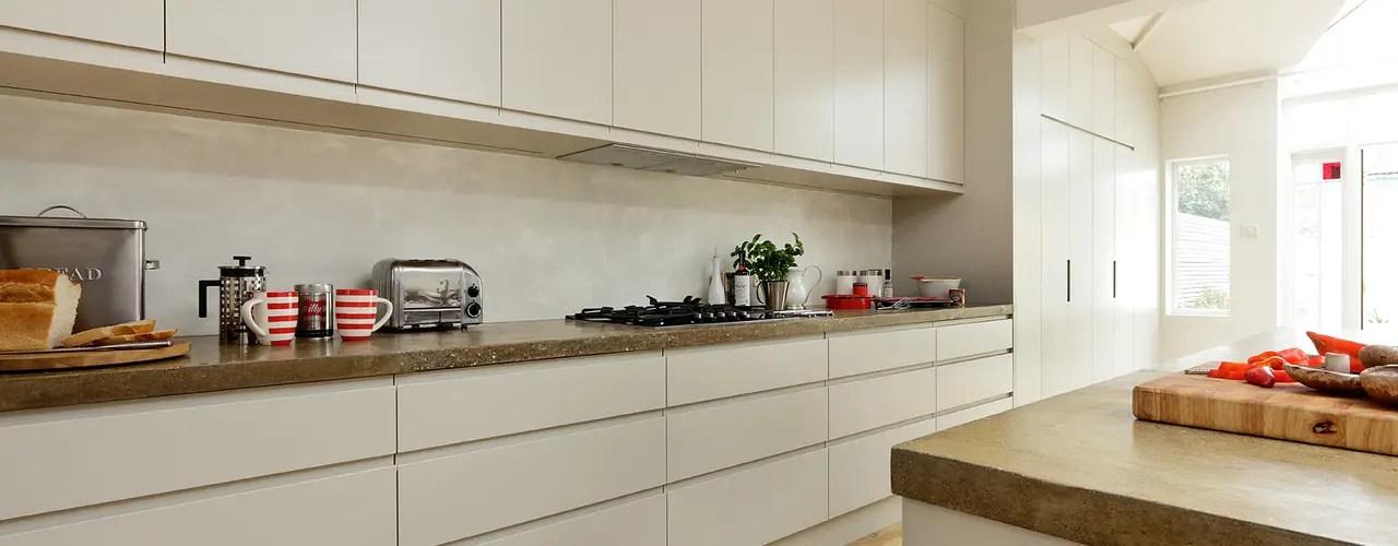 Cucine lineari vere e proprie, risolte su una stessa parete. 6 Cucine A Parete Che Non Hanno Nulla Da Invidiare A Quelle Con Isola Homify