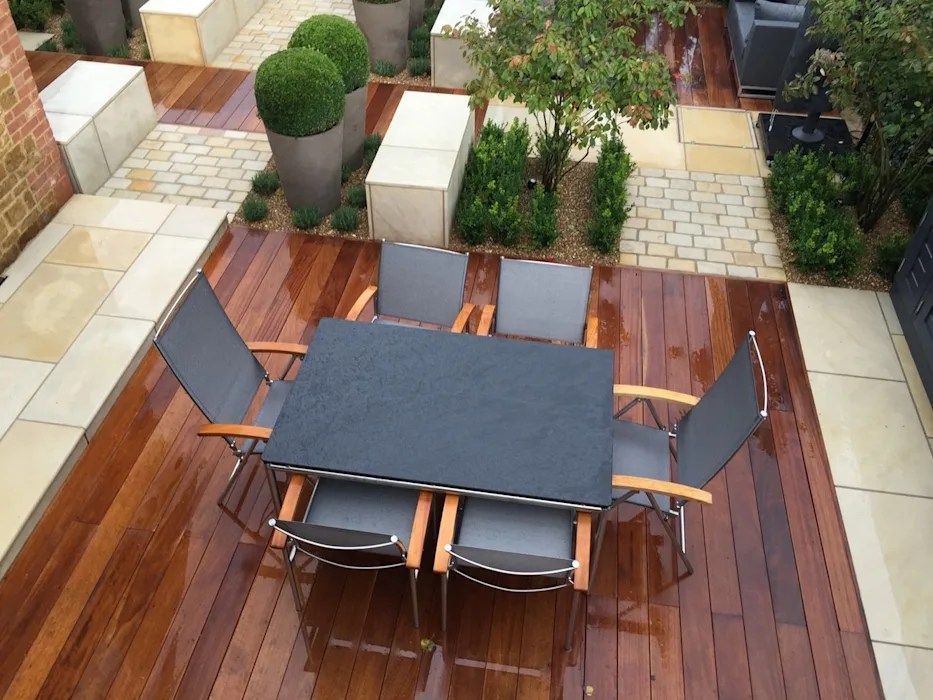 Outdoor living modern garden by bestall & co landscape ... on Outdoor Living Ltd  id=52056