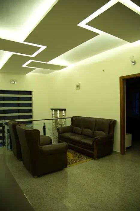 False Ceiling Design Ideas Asian Style Corridor Hallway Stairs | Staircase False Ceiling Design | Hallway | Office | Duplex | Veneer Design | Simple