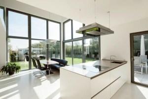 Küche Mit Essbereich Modern   The Reading Chair