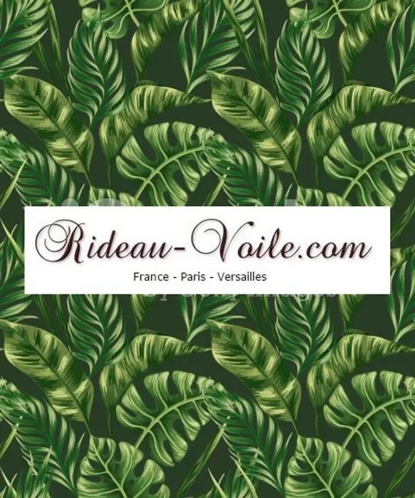 rideaux double rideau