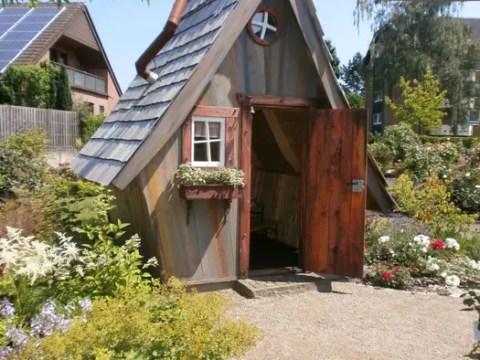 hexenhaus für garten gartenhaus - hexenhaus: garten von becker garten- und