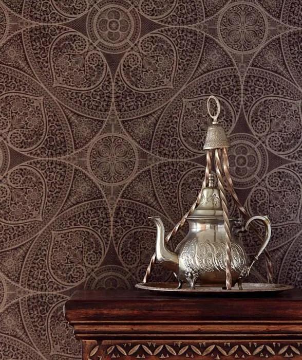 Con i consigli e le istruzioni di leroy merlin, mettere la car. Eclectic Style Walls Floors By Carta Da Parati Degli Anni 70 Eclectic Homify