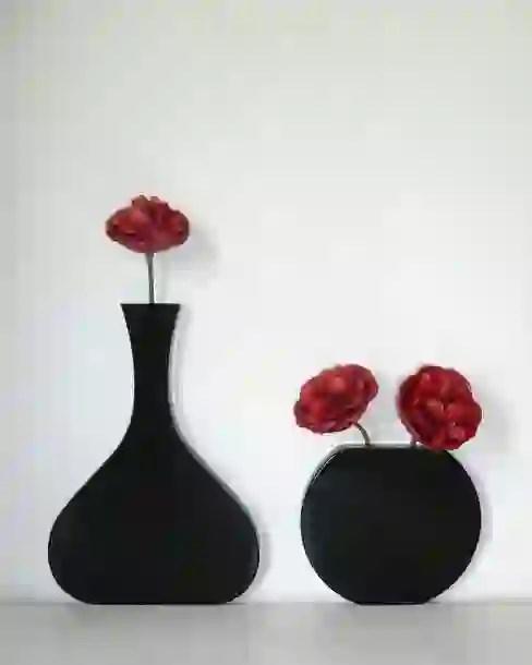 La soluzione sono i vasi di design: Vasi Moderni Da Interno Una Forma D Arte Homify