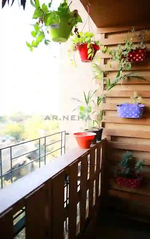 10 Gorgeous Small Balcony Design Ideas Perfect For Indian Homes Homify