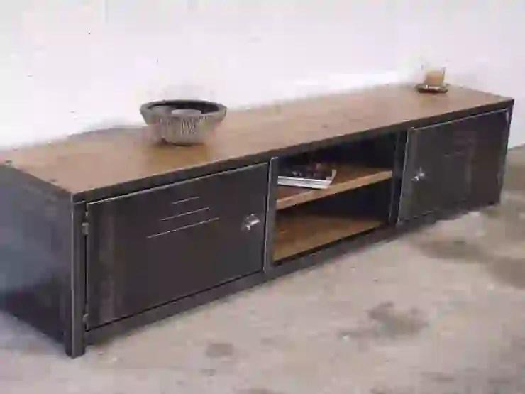 nos meubles tv de style industriel homify