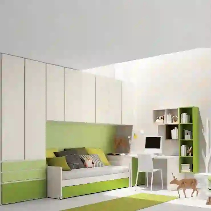 The Homify Guide To Decorating A Green Bedroom Homify