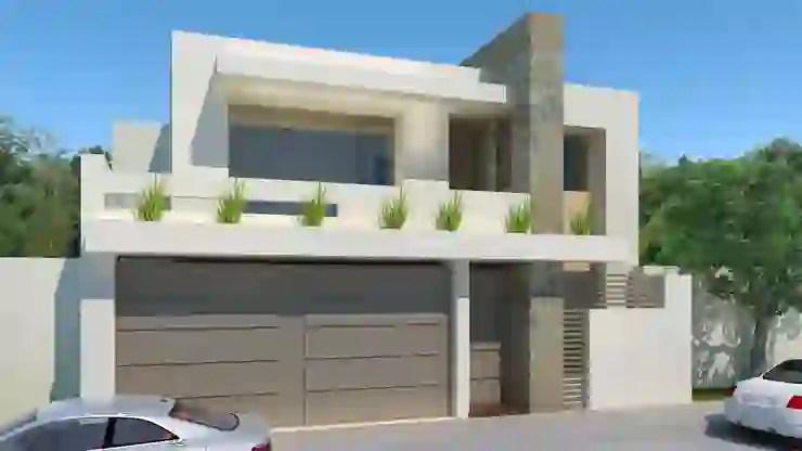 Appartamenti su due piani a salerno — idealist ; 25 Facciate Di Case Moderne Da Vedere Prima Di Costruire La Tua Homify