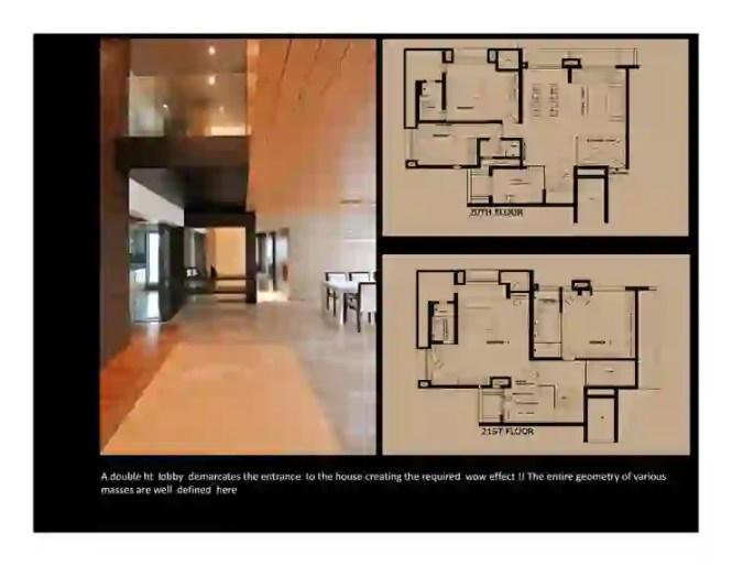 A Classy 2000sqft Duplex Apartment In