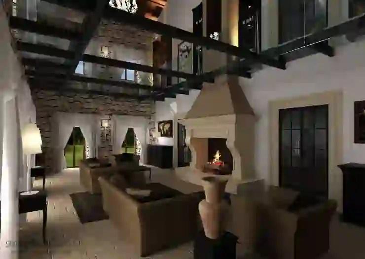 Salvato da haute design london. Interior Design Case Di Lusso Homify