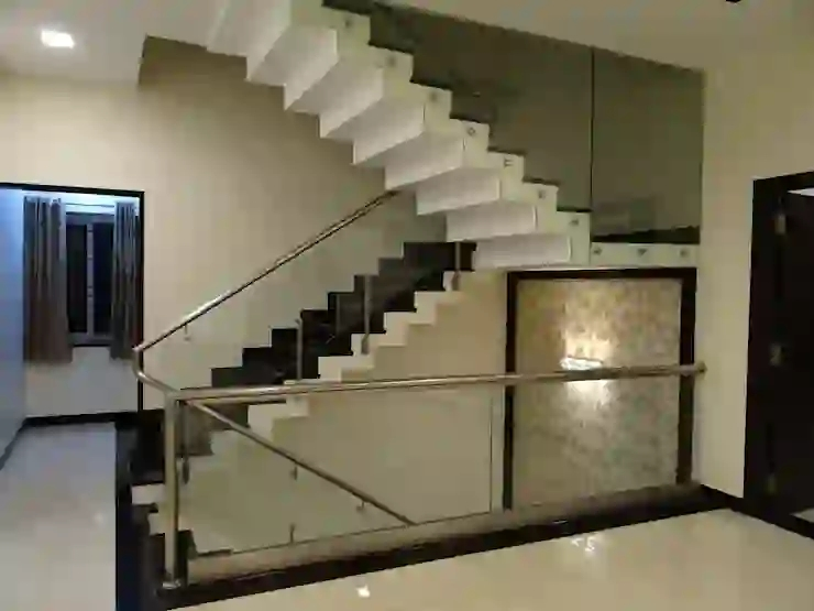 12 Staircases For Small Indian Homes Homify Homify | Designer Stairs For Houses | Cool | Contemporary | Fancy | Residential | Interior