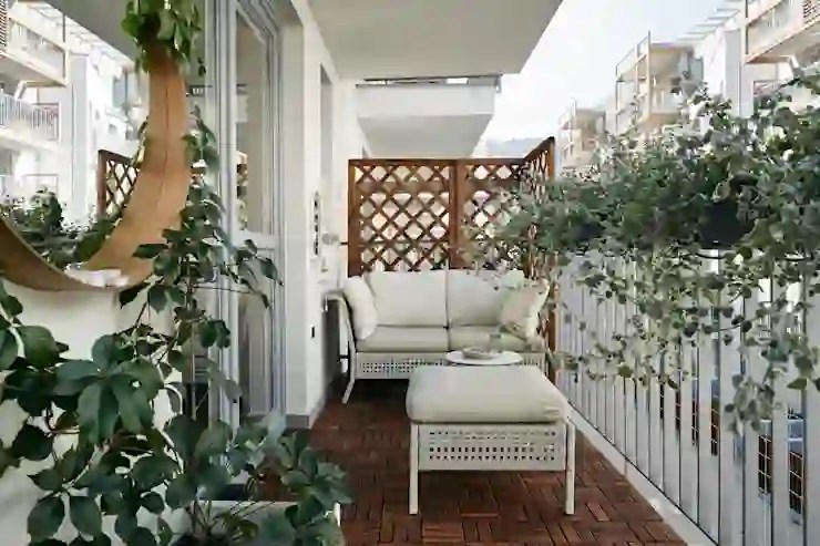 11 Ideas To Make Your Small Balcony Beautiful Homify