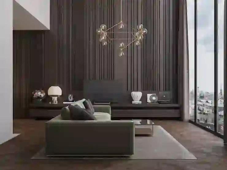 Stile artistico, design moderno, forma dinamica a doppio infinito, fanno. Illuminazione Del Salotto 40 Idee A Cui Ispirarsi Homify