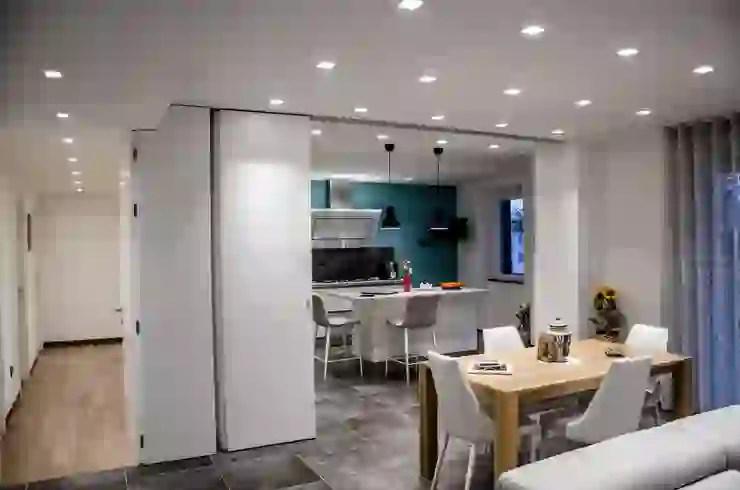 Siete in cerca di soluzioni per dividere la cucina dal soggiorno? 6 Bellissime Idee Per Dividere La Cucina Dal Soggiorno Homify