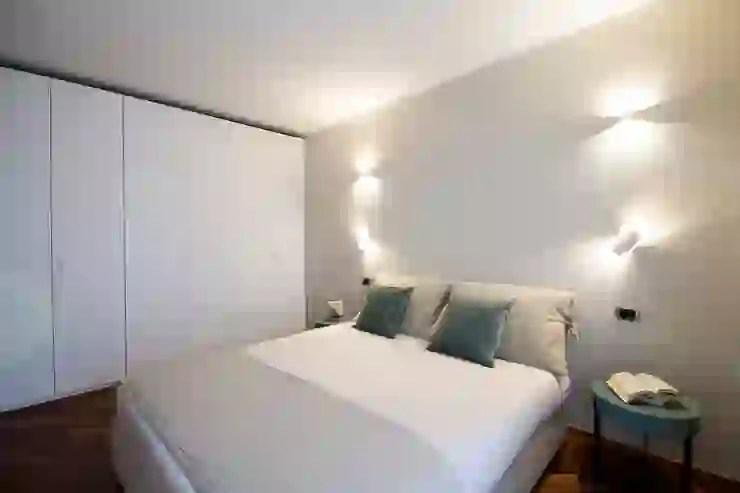 Camera da letto moderna con armadio ante scorrevoli fiores mobili dipingere camera da letto 5 coppie di colori che funzionano sempre 26 Idee Per Arredare La Camera Da Letto Piccola In Modo Eccezionale Homify