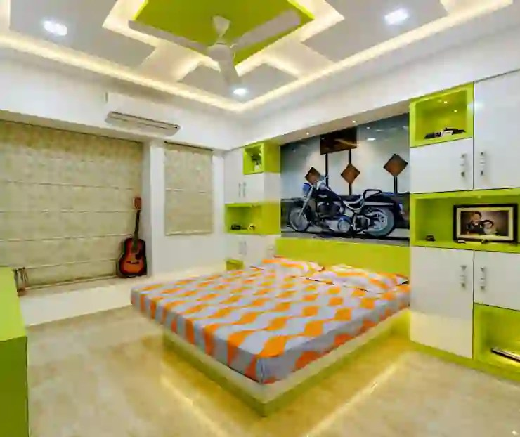 Bedrooms provide us with a good night's sleep and are our private space which needs good investment in a nice decor. What Should I Know About False Ceiling Designs For Indian Homes Homify