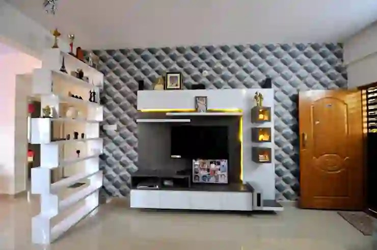 Functional Tv Unit Designs From Interior Designers In Bangalore Homify