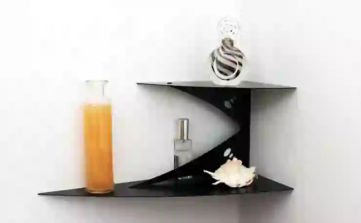 etagere d angle murale zelie homify