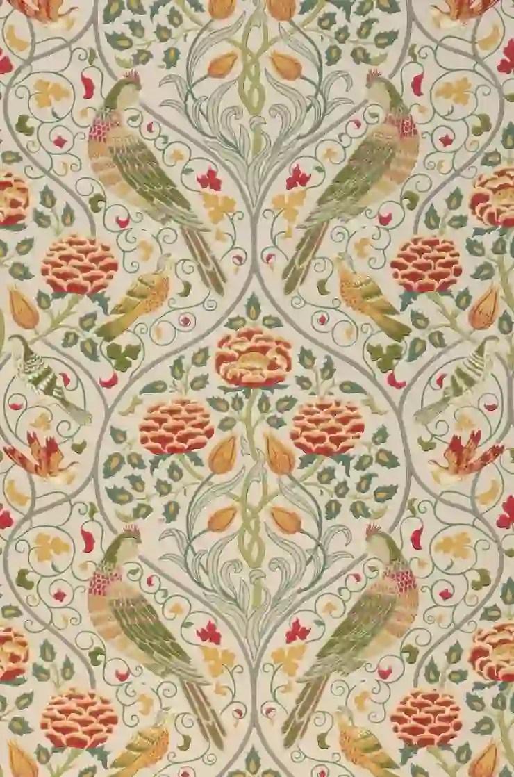 Download and discover more similar hd wallpaper. Carta Da Parati Art Nouveau Homify