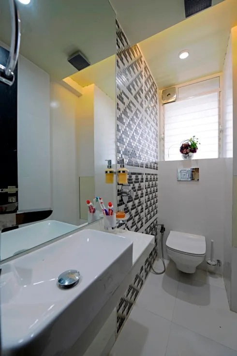10 Best Small Bathroom Designs For Indian Homes