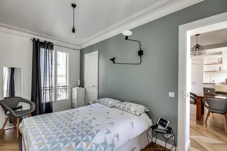le charme parisien chambre de style par bypierrepetit