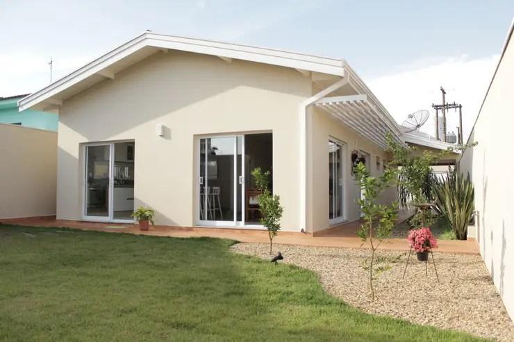 منازل تنفيذ Lozí - Projeto e Obra