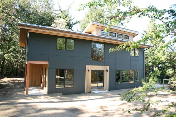 Modern Siding Materials for Your Home on Modern Vinyl Siding  id=56865