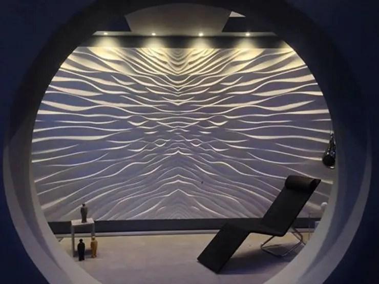 MURAL Kollektion - großformatige Wandbilder aus Gips in 3D Optik by