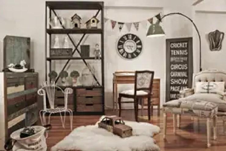Dormitorios infantiles de estilo rústico de Estación Ortiz
