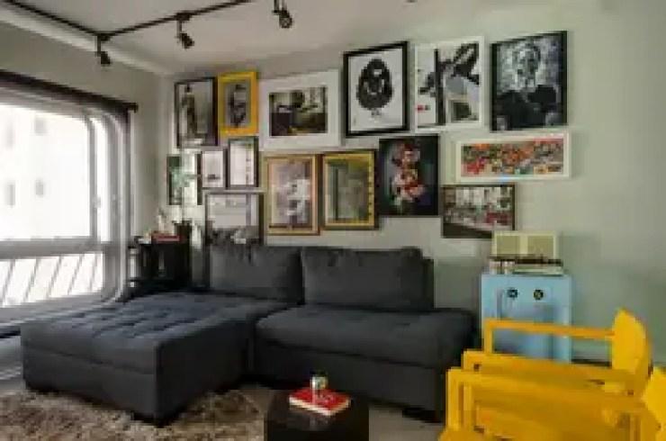 رہنے کا کمرہ by Marcella Loeb