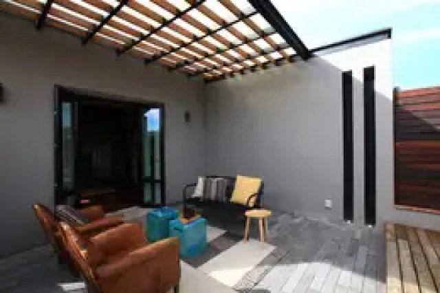 Terraços  por Germán Velasco Arquitectos