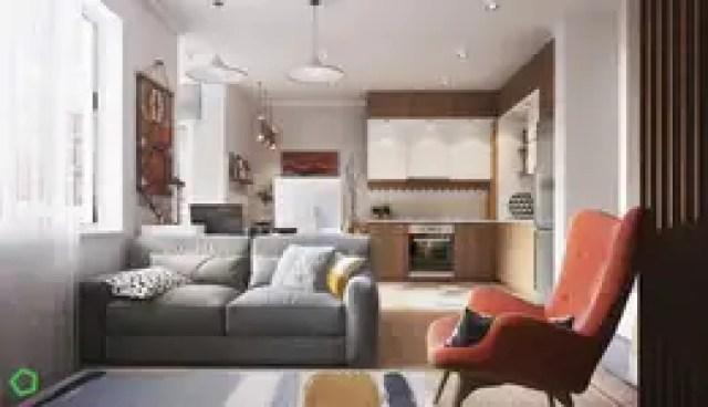 Ruang Keluarga by Polygon arch&des
