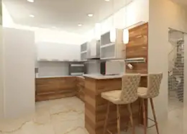 ATS hamlet One, NOIDA: modern Kitchen by Form & Function