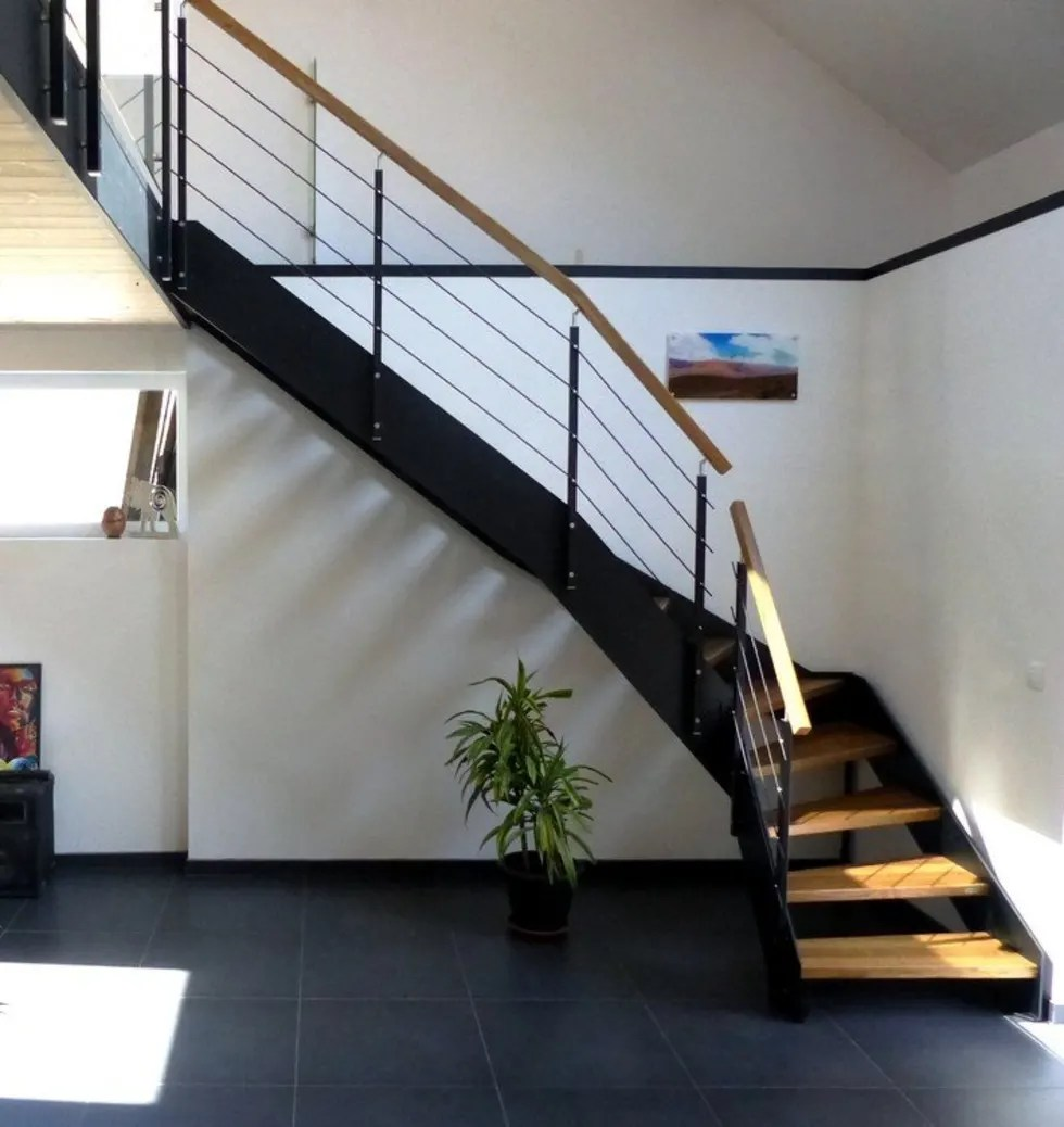 Escalier D Intrieur Design Interesting Comment Amnager Ou