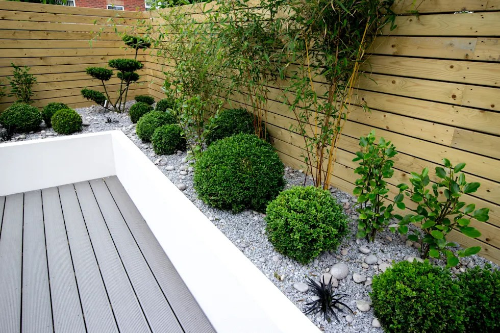 Interior Design Ideas, Redecorating & Remodeling Photos ... on Low Maintenance Backyard  id=80865