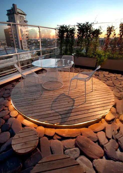 translation missing: us.style.terrace.modern Terrace by Urban Roof Gardens