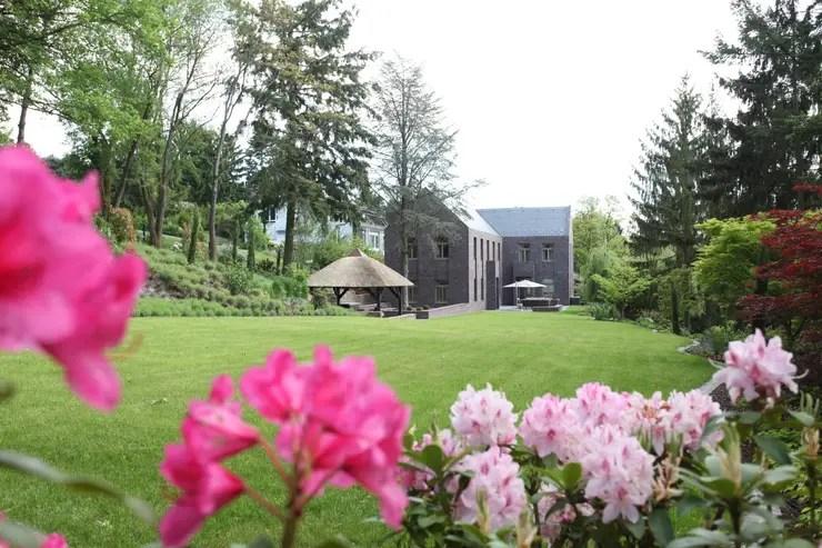 classic Garden by Neugebauer Architekten BDA
