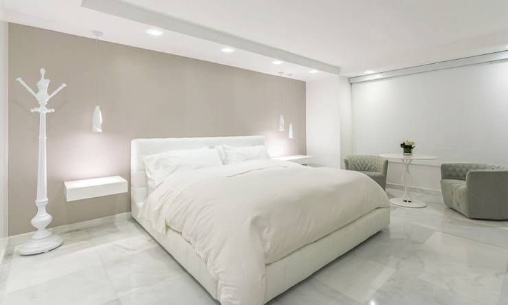 modern Bedroom by Design Group Latinamerica