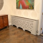 Ultra Modern Hallway Makeover With Casa Fall Radiator Covers Homify