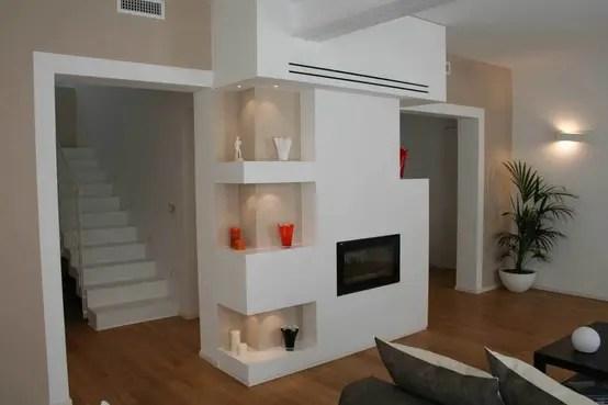 Le migliori offerte per mobile da sala o soggiorno con camino elettrico. Parete Attrezzata Con Camino Idee Consigli E Esempi Da Copiare Homify